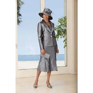 Touch of Lace Suit by BMJ Studio