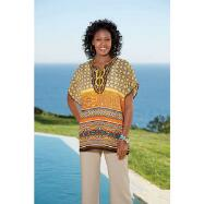 Caftan-Style Tunic by EY Signature