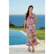 Reversatility Dress-Pink Prints