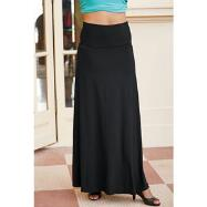 Fluid Jersey Maxi Skirt by Studio EY
