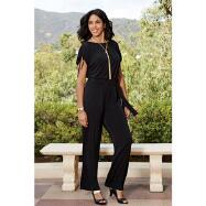 Fluid Jersey Jumpsuit by Studio EY