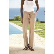 Easy Drawstring Pants by Acua