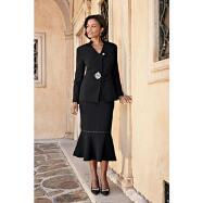 Chic Choice Skirt Suit by EY Signature