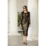 Spectacular Skirt Suit by Verucci by Chancelle