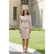 Precious Dress and Jacket by Verucci by Chancelle