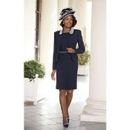 Lady Pearl Dress and Jacket by Verucci by Chancelle