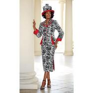 Brava Zebra Suit by EY Signature