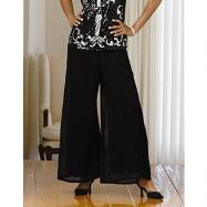 Flowy Mix 'n' Match Palazzo Pants by EY Signature