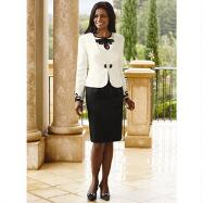 Tuxedo Park Dress and Jacket by Verucci by Chancelle