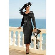 Accent on Glam Suit by Lisa Rene™