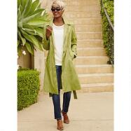 Trendy Trenchcoat by Studio EY