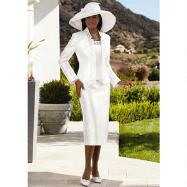 Pearl Essence 3-Pc. Suit by Verucci by Chancelle