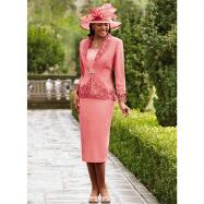 Couture Cutwork 3-Pc. Suit by BMJ Studio