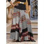 Tribal Stripe Maxi by Studio EY