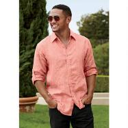 Men's Linen Shirt by Studio EY