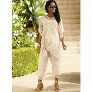 Naturelle Tunic and Pants Set by Lisa Rene™