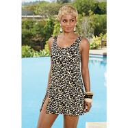 Leopard Swimsuit by Studio EY