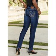 Skinny Curvy Slim Jeans by Ariya Jeans