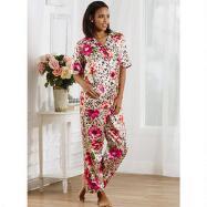 Silky Pajama Set by Studio EY