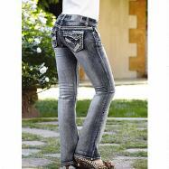 Skinny Curvy PR Bootcut Jegging Jeans by Ariya Jeans