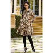 Bubble Coat Dress by Luxe EY