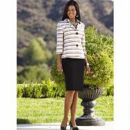 Rich Stripes Suit by EY Signature