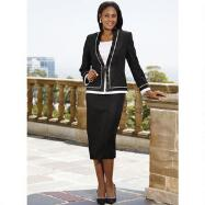 Simply Stunning 3-Pc. Suit by EY Signature