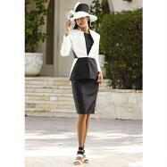 Delmonico Dress and Jacket by Verucci by Chancelle