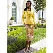Sun Garden 3-Pc. Suit by Verucci by Chancelle