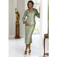 Jacquard Art Suit by EY Signature