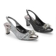 Twinkletoe Slingbacks by Pierre Dumas