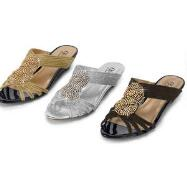 Inner Circle Sandals by EY Couture
