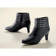 Studded Booties by EY Boutique