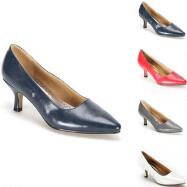 Classic Signature Pumps by EY Boutique