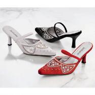 Jeweled Slingbacks by John Fashion™