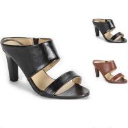 Two-Strap Slides by EY Boutique