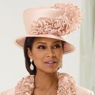 Renaissance Church Hat by Luxe EY