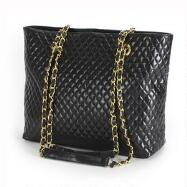 Quilted Tote by EY Boutique