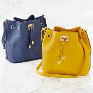 Buckets of Style Bag by EY Boutique