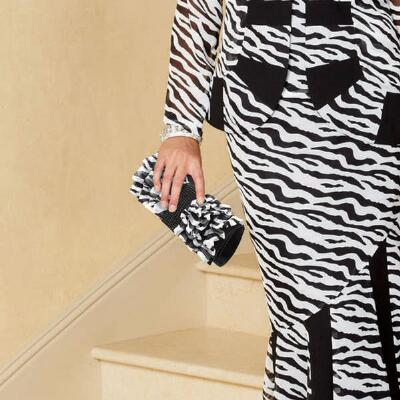 A to Zebra Handbag