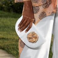 Orange Blossom Handbag by Sundays by Nubiano