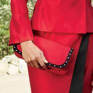 Style Drama Handbag by Nubiano