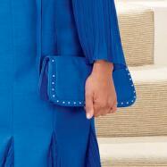 Chic Shimmer Handbag