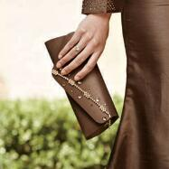 Chocolate Chic Handbag by Tally Taylor