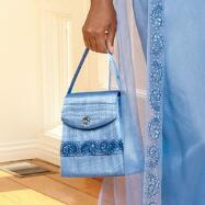 Garden Party Handbag from ML Studio by Milano