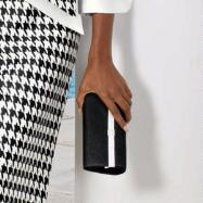 Duotone Handbag by Lily & Taylor