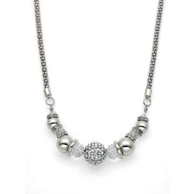 Chain Necklace with Charms