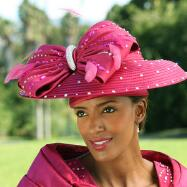 Gala Mahalia Hat by ML Studio