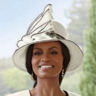Tuxedo Park Hat by Verucci by Chancelle