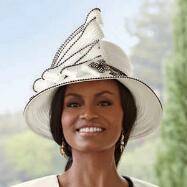 Tuxedo Park Hat by Verucci by Chancelle
